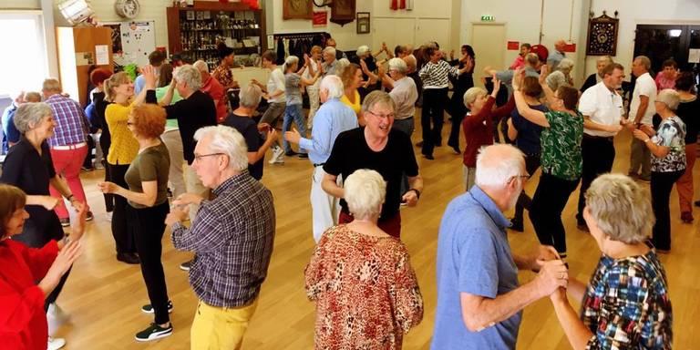 Onderzoek in Friesland: dansen heeft positief effect op Parkinson-patiënt